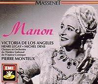 Massenet: Manon / Chausson: Poeme de l'amour et de la mer by Victoria De Los Angeles (1990-10-15)