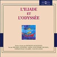 L'Iliade et l'Odyssée livre audio