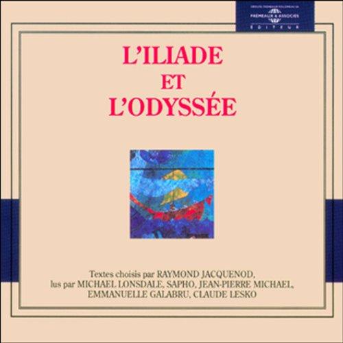 Couverture de L'Iliade et l'Odyssée