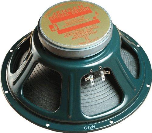Jensen Speaker, Green, 12-Inch (C12N8)
