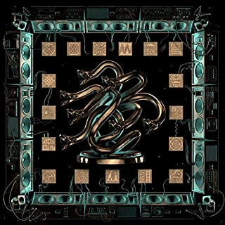 Chunky Shrapnel [2 LP] [Gold w/ Black Splatter]