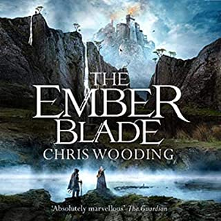 The Ember Blade cover art