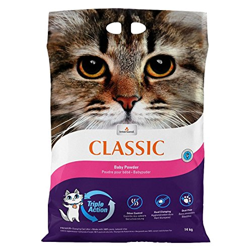 Extreme Classic 28310 Baby Katzenstreu 14 kg
