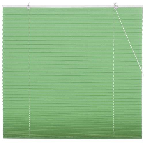 Oriental Furniture Jade Green Pleated Shades - (72 in. x 72 in.)