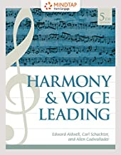 MindTap Music, 1 term (6 months) Printed Access Card for Aldwell/Schachter/Cadwllader's Harmony and Voice Leading, 5th