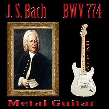 BWV 774