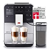 Melitta Caffeo Barista TS Smart F850-101 Kaffeevollautomat mit Milchbehälter | Smartphone-Steuerung...