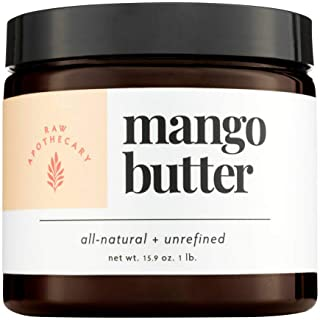 Raw Apothecary All-Natural Mango Butter (15.9 ounce)