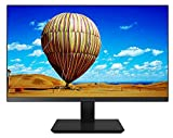 HKC 24S2-EU/UK Full HD Monitor 24 Zoll (VGA, HDMI, VA Panel, 1920 x 1080 Pixel, 60 Hz) schwarz