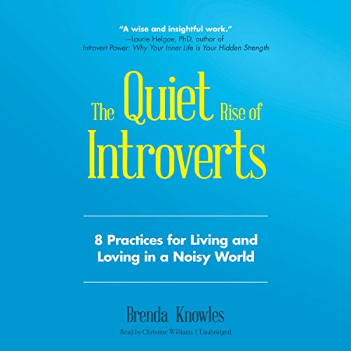 The Quiet Rise of Introverts audiobook cover art