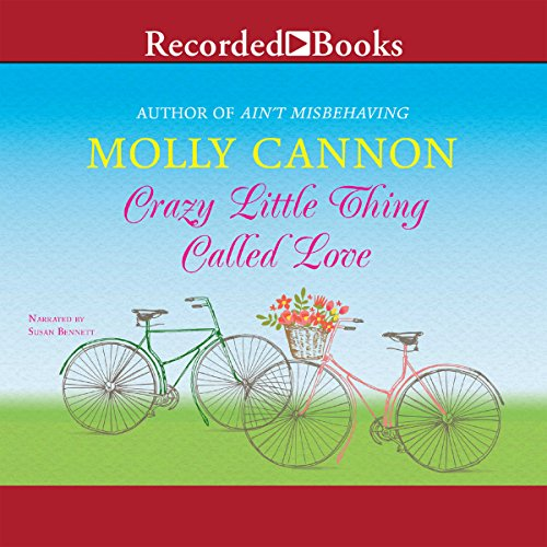 Crazy Little Thing Called Love audiobook cover art
