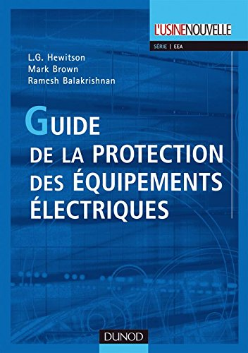 Guide de la protection des équipements électriques