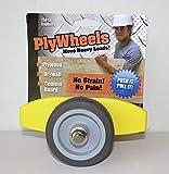 PlyWheels Plywood Dolly and Drywall Dolly