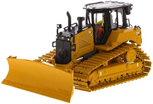 DIECAST MASTERS CAT D6 XE LGP Track Type Bulldozer with VPAT Blade
