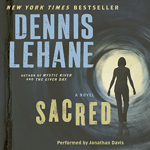 Sacred audiobook cover art