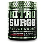 NITROSURGE Pre Workout Supplement -...