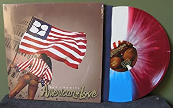 American Love LP (Red White & Blue w/ Splatter) (Limited to /150 copies)