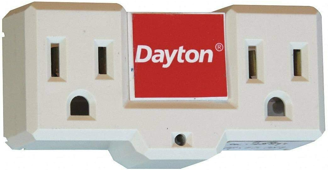 Dayton 48GP69 Plug-in Freeze Protection 35 ON supreme Thermostat at Indianapolis Mall F