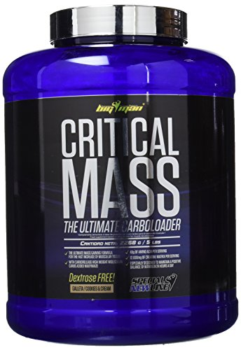 Big Man Nutrition Critical Mass Carbohidratos Cookies - 2268 gr