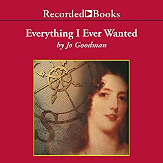 Everything I Ever Wanted audiobook cover art
