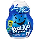 Kool-Aid Blue Raspberry Flavored Liquid Drink Mix (1.62 oz Bottle)