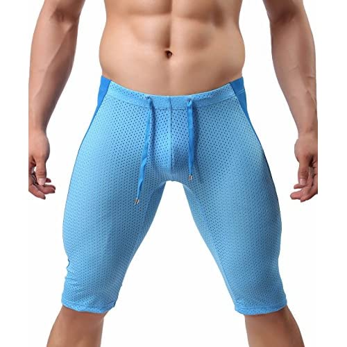 BRAVE PERSON Multi-Functional Men's Sports Shorts Used for Cycling, Running, Swimming, Gym 8019