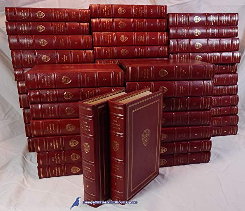 Harvard Classics Millennium Edition 50 Volumes