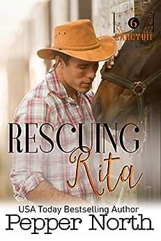 Rescuing Rita: A SANCTUM Novel by [Pepper North]
