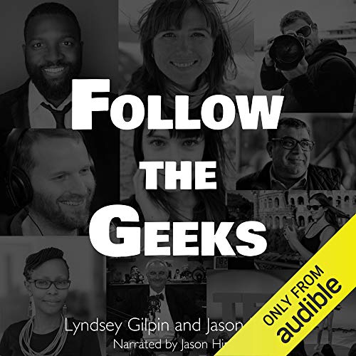 Follow the Geeks audiobook cover art
