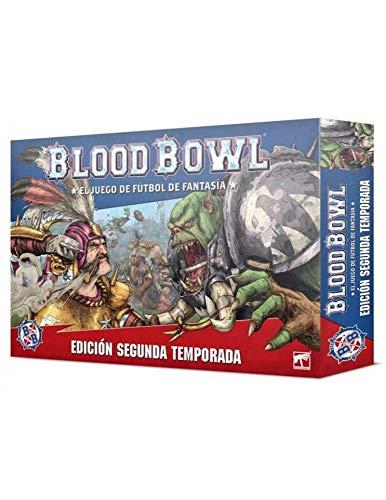 Games Workshop Blood Bowl. Edición Segunda Temporada (Castellano)