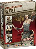 Edge 599386031 - Zombicide Black Plague. Special Guest: gipi