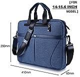 IVSO Sleeve per laptop 14-15.6 pollice - Ultra-sottile e ultra-light Borsa Portatile per Notebook / laptop / MacBook Pro 15, Blu