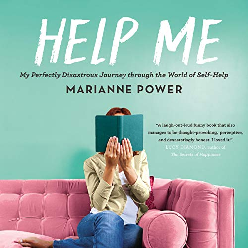 Help Me audiobook cover art