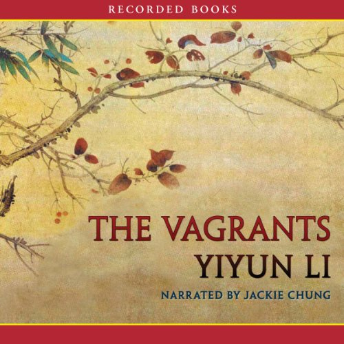 The Vagrants audiobook cover art