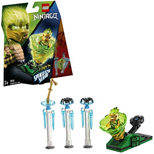 LEGO Ninjago  -  Gioco per Bambini Slam Spinjitzu Lloyd, Multicolore, 6265500
