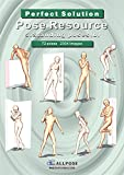 [Allpose Book] 5_Standing poses(b) Cartooning Comic Character Figure Drawing. (Learn comic,cartoon,manga,anime,illustration human body pose drawing techniques.) (Pose Resource 24 Books)
