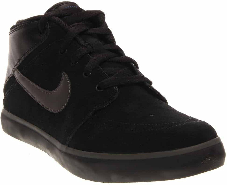 Nike Suketo Mid Leather Black