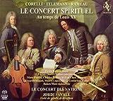 Le Concert Spirituel: Au Temps De