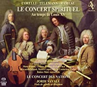 Le Concert Spirituel-Music from the Time of Louis