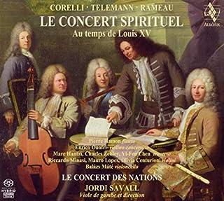 Le Concert Spirituel (B003I71JKW)   Amazon price tracker / tracking, Amazon price history charts, Amazon price watches, Amazon price drop alerts