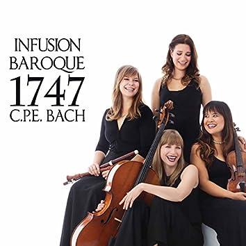 1747: C.P.E. Bach