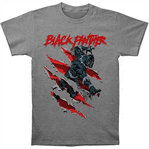 Heren T-Shirt Zwarte Panter Korte mouw Shirt Mannen T Shirt Tee Shirts