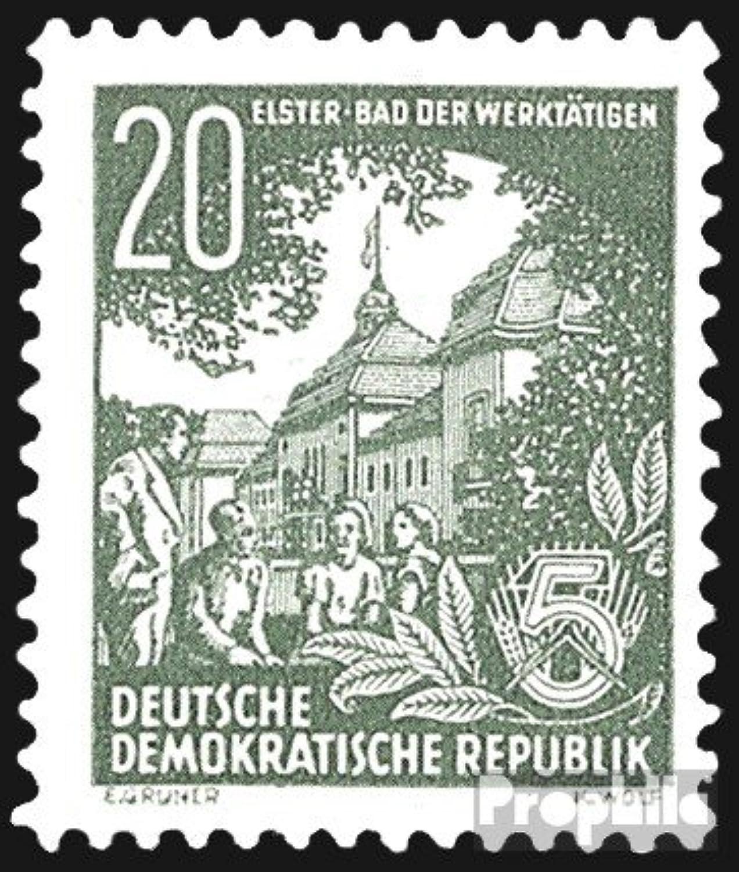 orden ahora disfrutar de gran descuento Prophila sellos para coleccionistas  DDR (RDA) 413 nuevo nuevo nuevo con goma original 1953 plan quinquenal (II)  colores increíbles