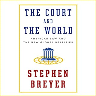 The Court and the World audiobook cover art