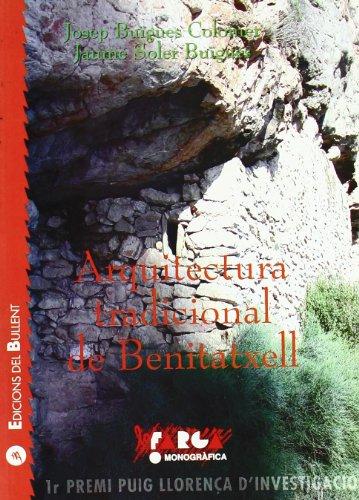 Arquitectura tradicional de Benitatxell (La Farga)