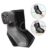 Feet Leg Wraps - Foot and Leg Massager for Circulation,Electric Foot Ankle Massager Vibration Heating Foot Acupuncture Points Massage for Muscles Relaxation,for Home Office Travel use