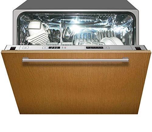 LINKË 3760270151570 encastrable Compact 45,3 cm | Lave Vaisselle intégrable 6 Couverts | LKLV6CFI | Linke, Blanc