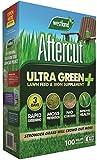Aftercut Ultra Green + engrais pour gazon avec supplément en fer 100 sq m, 3.5 kg naturel