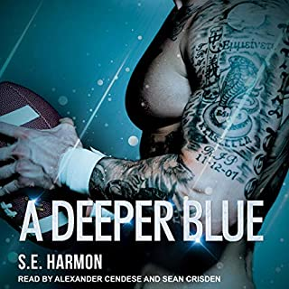 A Deeper Blue     Rules of Possession, Book 2              By:                                                                                                                                 S.E. Harmon                               Narrated by:                                                                                                                                 Alexander Cendese,                                                                                        Sean Crisden                      Length: 7 hrs and 50 mins     9 ratings     Overall 4.7
