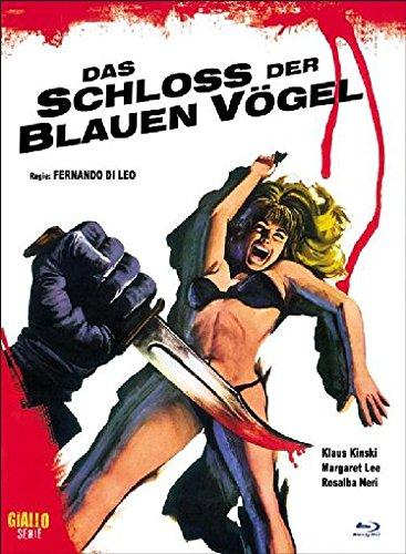 Das Schloss der blauen Vögel - Uncut/Mediabook (+ Bonus-DVD) [Blu-ray] [Limited Edition]